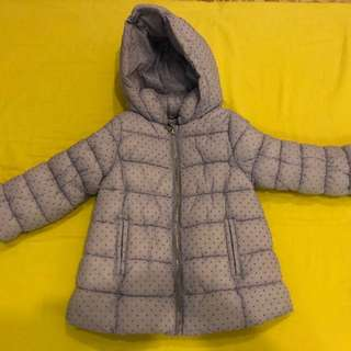 New toddler winter jacket