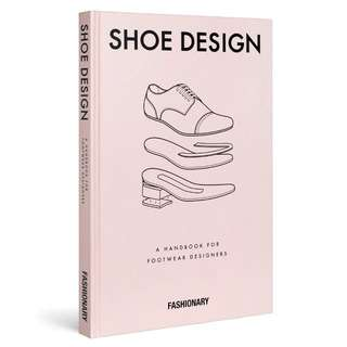 Fashionary Shoes Design Book
