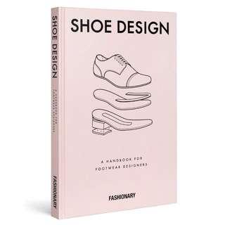 Fashionary Shoes Design Book