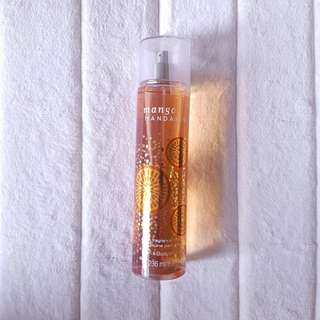 Bath & Body Works Mango Mandarin Fragrance Mist 8 Oz