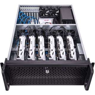 Coin Mining Rig