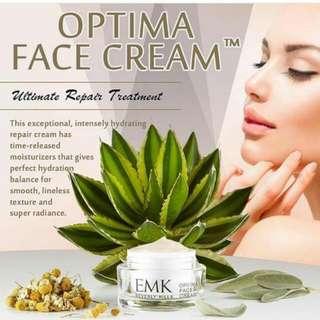 Optima face cream emk