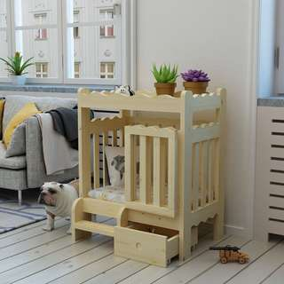 {PO} Customisable Indoor Dog House / Dog Bed