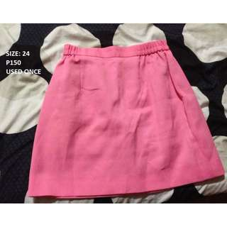 [USED] PINK SKIRT