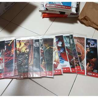 Marvel Now! All-New X-men 2 - 15 Single Issues with Backing Board (Price Per Issue)