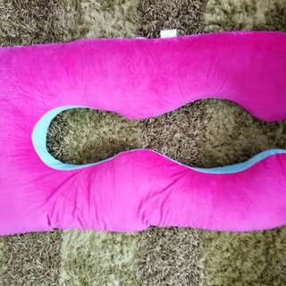 Maternity pillow.. Lightly used