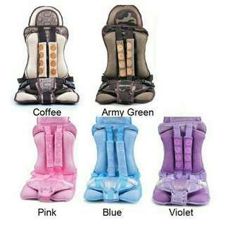 Portable Car Safety Seat