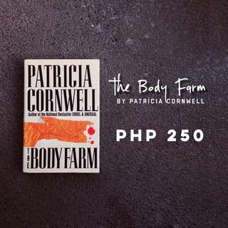 The body farm cornwell