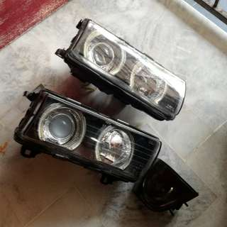 Bmw e36 headlight