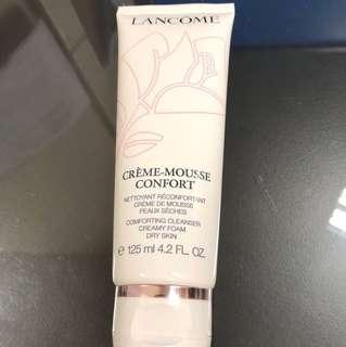 Lancôme Creme Mousse Comfort Cleanser