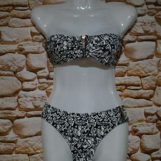 Black and Prints Bikini