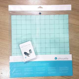Silhouette Cameo 12x12 Mat with Cameo Blade