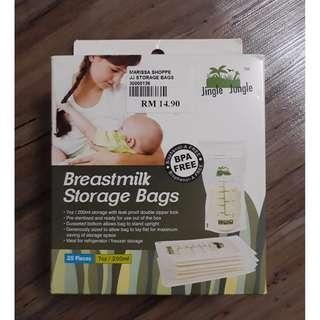 Breastmilk Strorage Bag