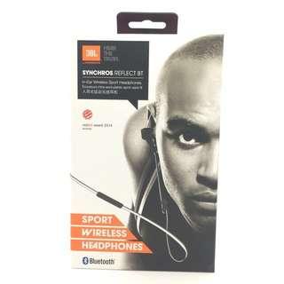 JBL Synchros Bluetooth Sport Earpiece BNIB