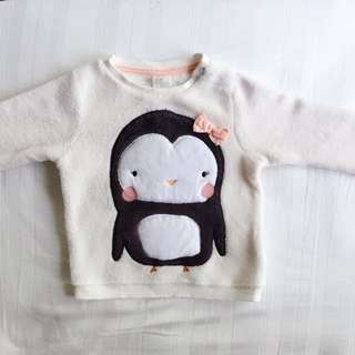 H&M Baby Girl Sweater