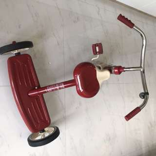 Radio flyer tricycle xchange for toys