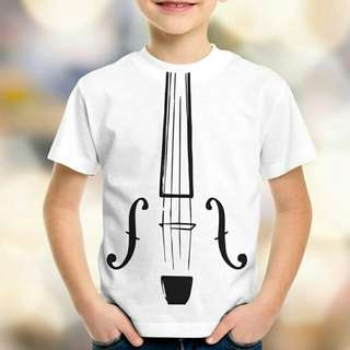 Top Of Violin t-shirt