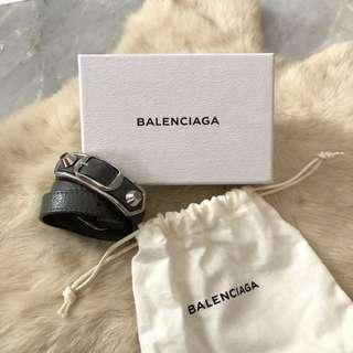BALENCIAGA Triple Tour Size S BLACK