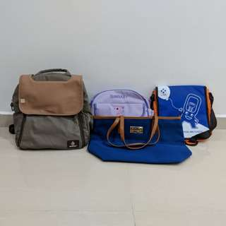 Diaper Bag Mummy Bag Baby Bag Backpack Tote