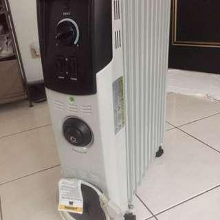 惠而浦電暖爐