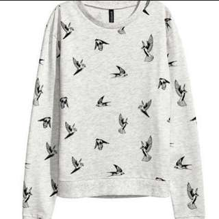 H&M Sweatshirt Mockingjay