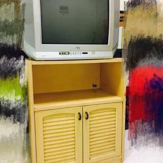 TV plus the Cabinet