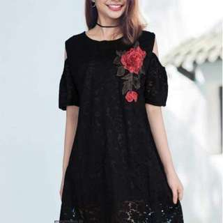 New arrival lace dress fits S-L