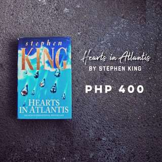 Stephen king hearts in atlantis