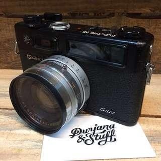 Yashica GSN Rangefinder Film Camera