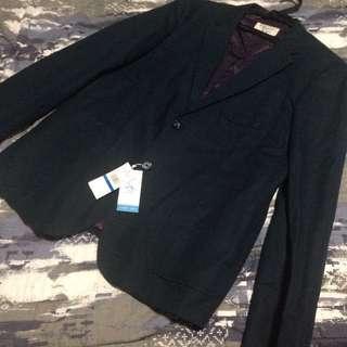 Brand New Original Penguin Navy Blue Coat XL