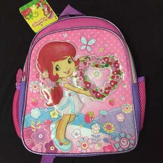 Free Normal Mail - Strawberry Shortcake Backpack