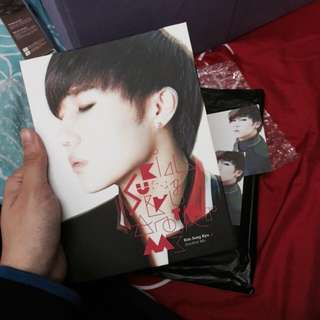 Kim Sung Kyu Another Me Album