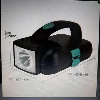 24 pcs Portable Flashlight Tool Box set