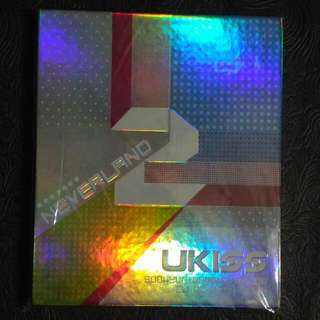 UKISS Neverland Album