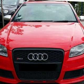 Audi RS4 SG