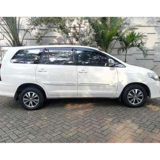 Dibutuhkan segera mobil (second) Toyota Avanza, Innova, dan Calya tahun 2016 - 2017.