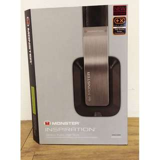 Monster® Inspiration Active Noise Canceling Over-Ear Headphone