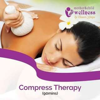 Compress Theraphy