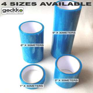 MULTI PURPOSE PROTECTIVE FILM by Geckko Specialty Tapes
