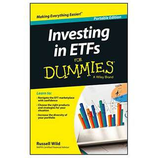 Investing in ETFs For Dummies (For Dummies (Business & Personal Finance)) BY Russell Wild