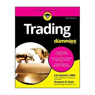 Trading For Dummies BY Lita Epstein  (Author),‎ Grayson D. Roze  (Author)