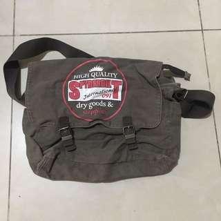Spyderbilt shoulder bag