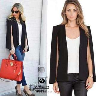 Fashion blazer fits S-L