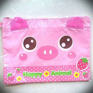 A4 animal pouch