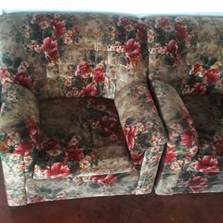RUSH SALE 2 Big  side chair SOFA