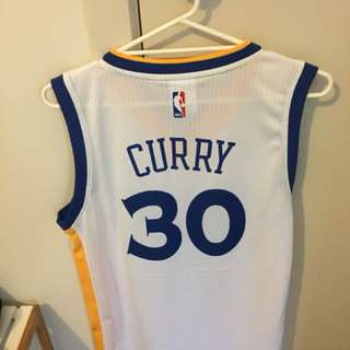 Steph Curry Official 2017 Home Jersey adidas