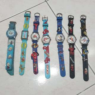 Cartoon Watches