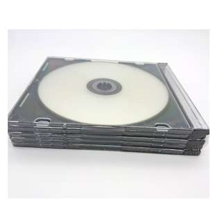 5 pcs Memorex blank DVD 8.5GB (free delivery)