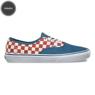 Vans Authentic 50th Blue Ashes