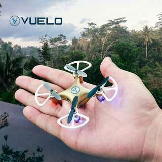 "Vuelo crest drone nano type ""Order now"" Guaranteed original :)"